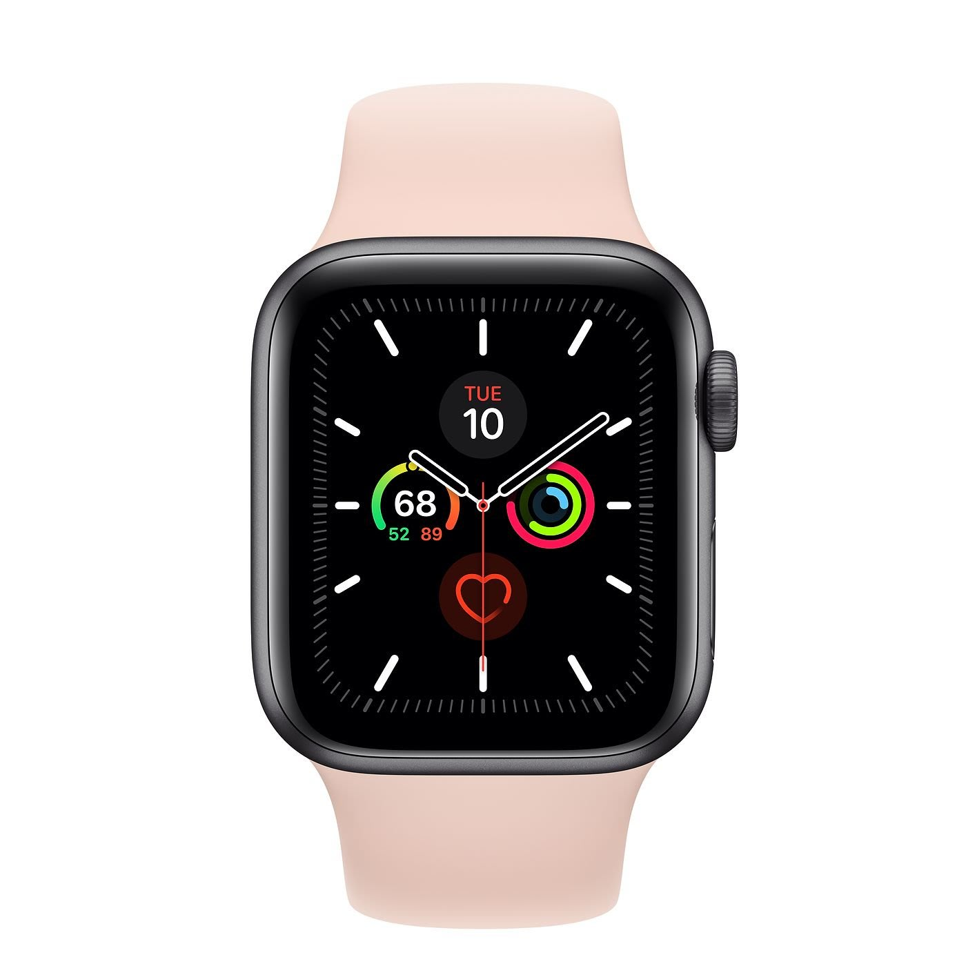 Apple Watch Series 5 Sport Aluminum Band 44mm 衝評價 嘉義