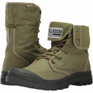 【Palladium】Baggy Army TRNG Camp Boot軍綠反折靴22公分