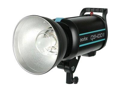 蘆洲(哈電屋)神牛 Godox Quicker棚燈 附標準罩QS400II 400瓦內建 X1接收器 高速回電 公司貨