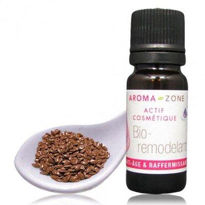 保養品活性成分 亞麻籽萃取液10ML / 法國AromaZone