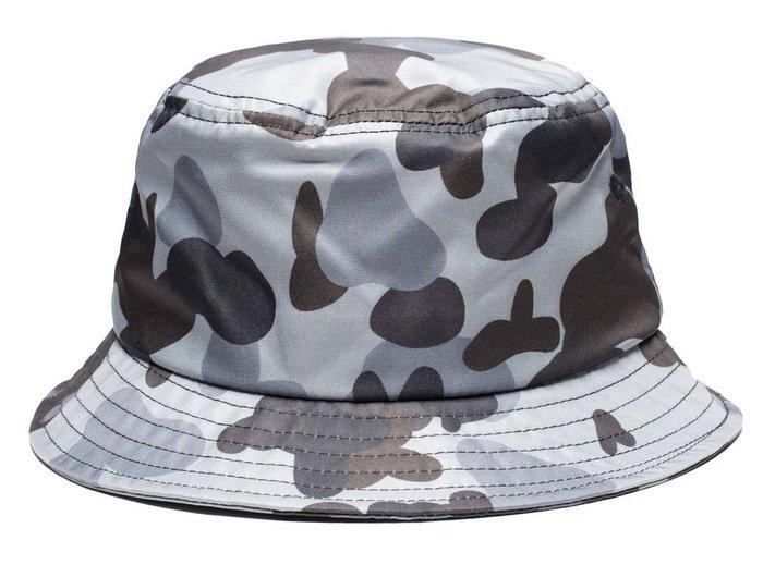 【超搶手】 全新正品 最新 UNDEFEATED OPS NYLON BUCKET HAT 迷彩 漁夫帽 灰色