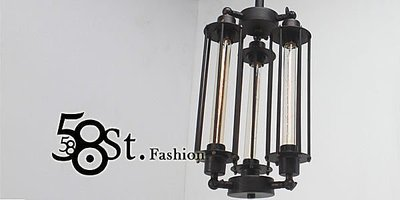 【58街燈飾-台中館】米蘭展設計款式「Contrary 正負極 吊燈」時尚設計師的燈。複刻版。GH-435