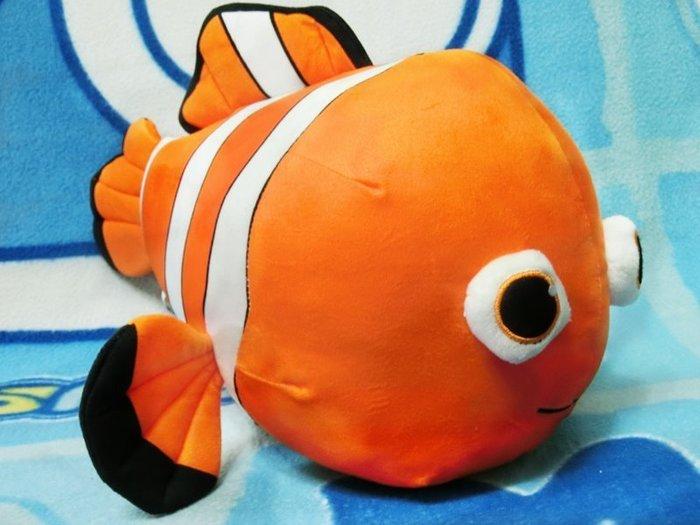 38公分 小丑魚 娃娃 全新附吊牌  絨毛玩偶