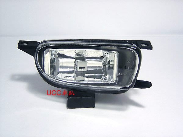 【UCC車趴】VW 福斯 T4 GP 98 99-01 02 03 VR6 型 霧燈  T