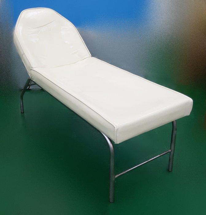 台中二手家具賣場推薦 宏品全新中古傢俱家電 G41321*白色(可折)美容床* 美髮椅 桌椅拍賣 書桌椅 電腦椅辦公椅