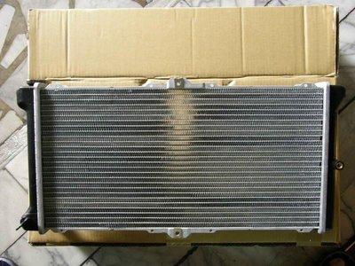 台製 BENZ 賓士 W210 95 E200 E230 水箱 (水管對角型:3排) 廠牌:LK,CRI,CM吉茂,萬在