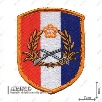【ARMYGO】馬祖北高地區指揮部 (擎天部隊) (彩色版)(2015年新式)