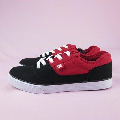 【iSport愛運動】DC TONIK TX 公司貨 休閒鞋 300271BLR 大童 紅黑
