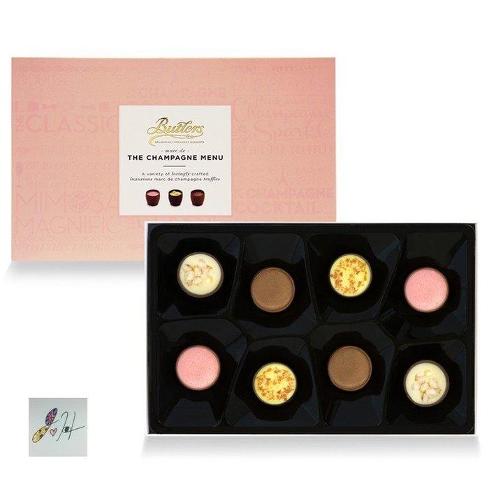 請先詢問[要預購] 英國代購 愛爾蘭BUTLERS Marc de Champagne松露巧克力 130g