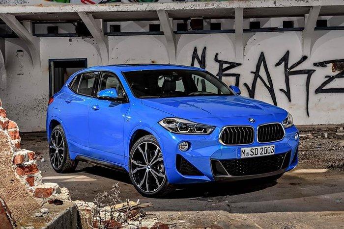 【樂駒】BMW F39 X2 716M 20吋 原廠 改裝 精品 套件 外觀 輪框 輪圈 鋁圈