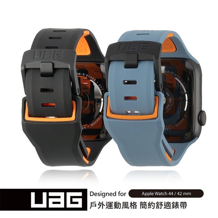 UAG Apple Watch 簡約矽膠錶帶 38/40/42/44mm