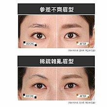 (贈 :眉卡一張)韓國MAYCHIC仿真毛流持久型居家紋眉筆  紋身眉筆