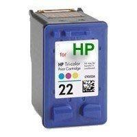 123HP原廠環保墨水匣C9352A 22彩J3608/DJ-3920/3940/F2120/F370/F4100/D2460/F2235/1410/D2360
