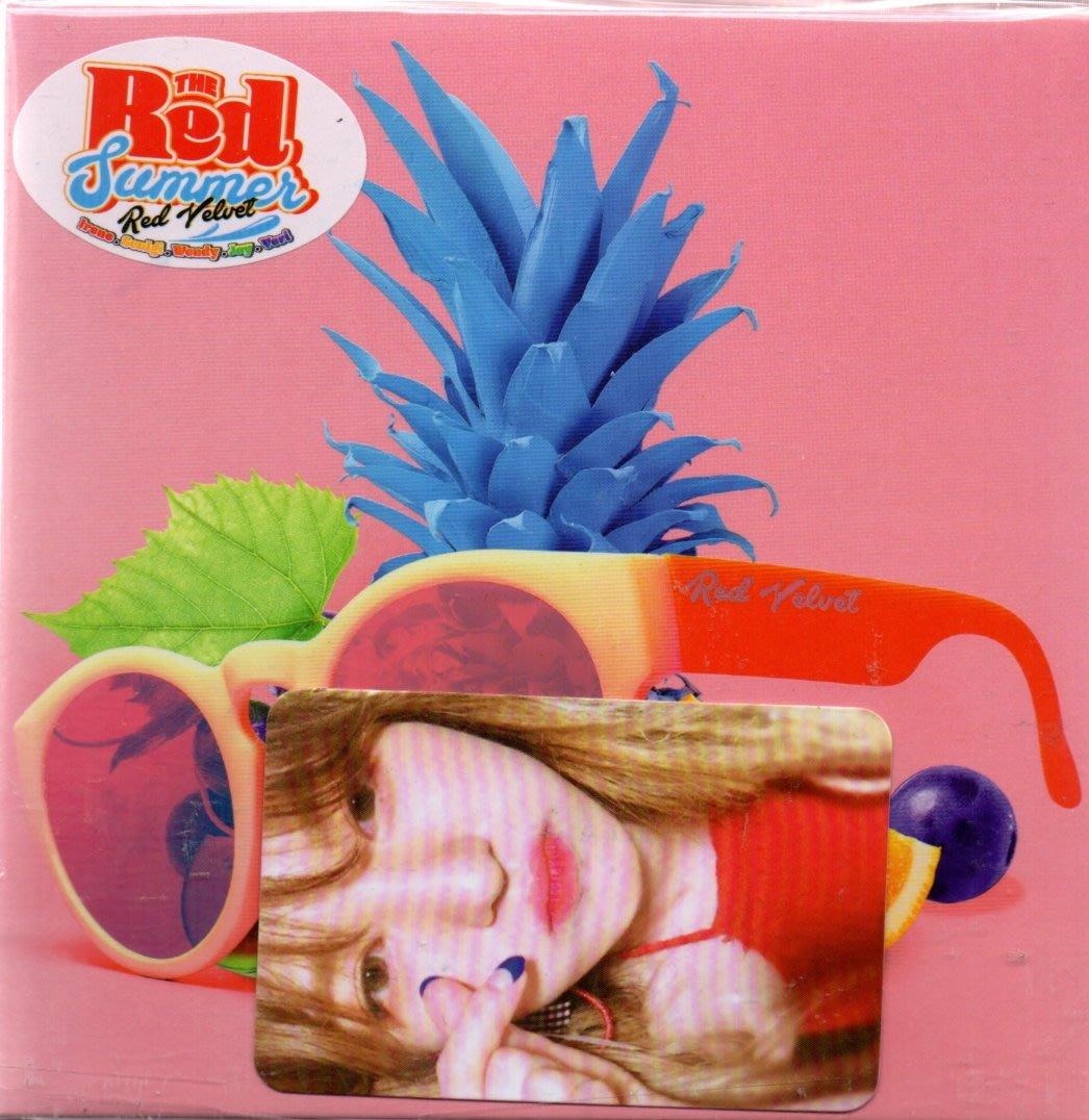 Red Velvet THE RED SUMMER CD+DVD 附卡台壓 | 再生工場 03