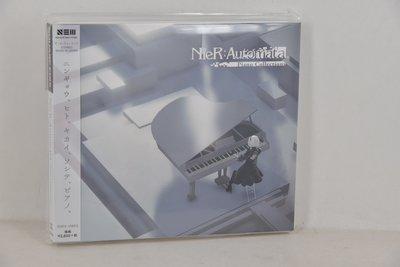 (全新) PS4 尼爾 自動人形 NieR Automata Piano Collections音樂 CD (日版)