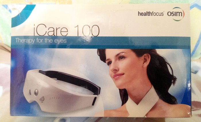 OSIM眼部按摩器 改善眼睛疲勞 眼壓過高 消除疲勞 消除黑眼圈 眼尾細紋 魚尾紋 多種設定按摩 可定時