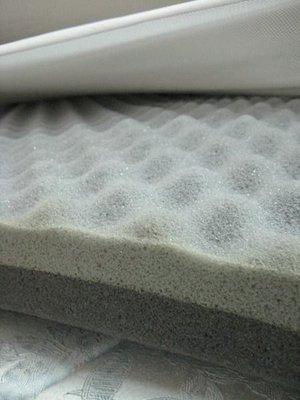※專業睡眠館※5CM竹碳養身記憶感溫矽膠床墊~出清24床~東森購物熱賣! 單人3.5尺