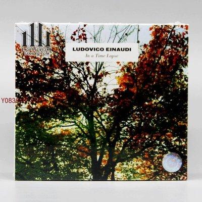 爆款CD.唱片~4810173 Ludovico Einaudi In a Time Lapse 輪回時空 CD