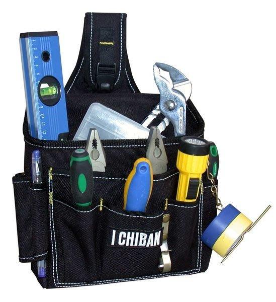 【I CHIBAN 工具袋專門家】JK1203 便利釘袋 快速便利 耐用防潑水 腰袋 插袋 工作袋