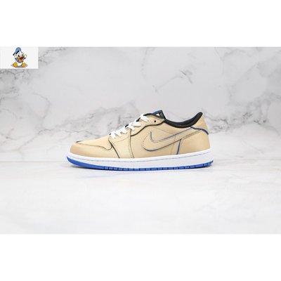 【唐老鴨】Nike SB Air Jordan 1 Low Desert Ore 沙漠黃 休閒板鞋 CJ7891-200