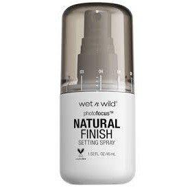 【收據證明】Wet n Wild 完美上相定妝噴霧 持久保水 PhotoFocus Setting Spray