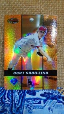 2000 Bowman's Best Curt Schilling