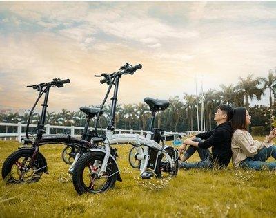 電瓶車 折疊電動車自行車小型成人男女性迷你代駕寶鋰電池電瓶車  mks