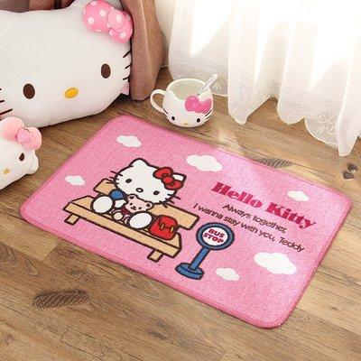 地毯 客廳地毯 定制地毯 入門地毯hello kitty 卡通地墊門墊 浴室防滑墊可愛兒童房地墊