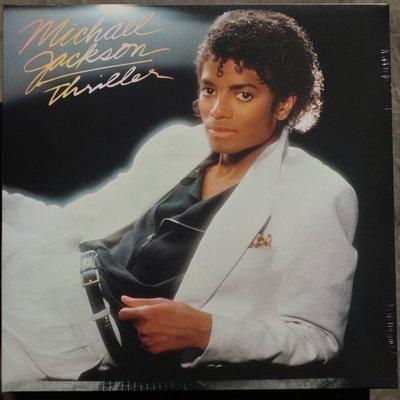 全新歐版黑膠 - 麥可傑克森 / 顫慄(2015年版)Michael Jackson / Thriller