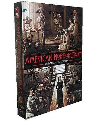 歐美劇《American Horror Story 美國怪譚-美國恐怖故事》第1-2季 DVD 全場任選買二送一優惠中喔!!