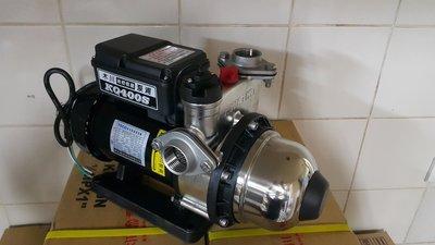 ╭☆優質五金☆╮東元KQ400S*1/2HP電子穩壓馬達*加壓機*不生鏽~木川網路經銷商
