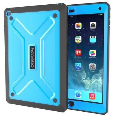 藍色!! ※台北快貨※美國原裝進口 Poetic Evolution 輕量保護套** iPad Air 2 專用