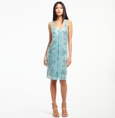 大降價!全新Kenneth Cole混色蛇紋高質感亮片設計款洋裝,典雅低調卻狂野俏皮!低價起標無底價!本商品免運費!