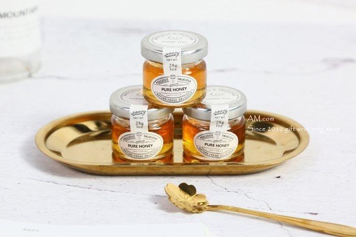 AM好時光【AB02】TIPTREE 婚禮小蜂蜜 英國原裝進口❤婚禮小物 喜蜜 迎賓送客禮 果醬 喜糖盒 桌上禮HERO