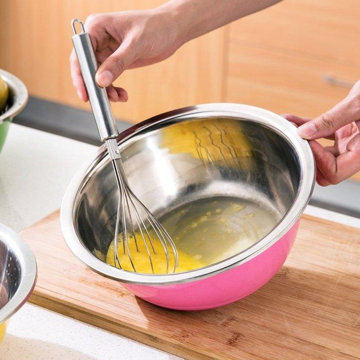 品如衣櫃 置物架 调料盒 居家家不銹鋼大號打蛋盆加厚調料盆廚房湯盆油盆和面盆淘米洗菜盆
