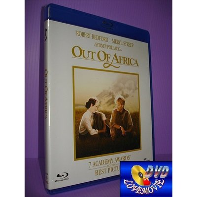 A區Blu-ray藍光正版【遠離非洲 Out of Africa (1985)】[含中文字幕] DTS-HD版全新未拆