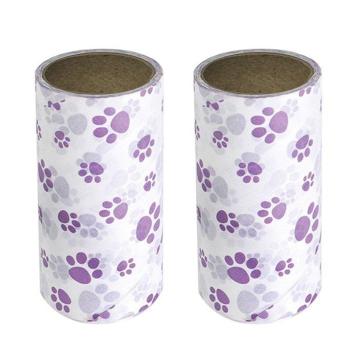 【東京速購】日本 貓爪 居家清潔 毛屑 棉絮 隨手黏 補充包 2入裝