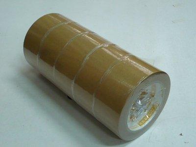 【保隆PLonline】四維鹿頭牌48mm*40M牛皮紙膠帶 可寫字