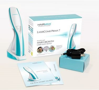 Hair Max Lasercomb 黑美絲雷射梳Ultima 12 (男用)