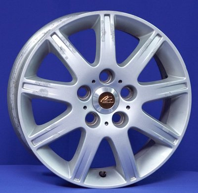 【協和輪胎】5孔108 FORD  FOCUS 15吋原廠鋁圈