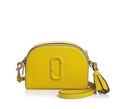 Coco 小舖 MARC JACOBS Shutter Crossbody bag  黃色相機包