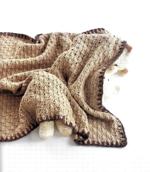 編織毛線被毯材料包(鉤針)~多色任選~進口毛線、手工藝材料、進口毛線、手工藝材料、編織書☆彩暄手工坊☆
