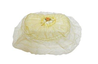 特價 蕾絲收納!!白色 小花 蕾絲 衛生紙套  收納 V-009