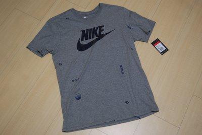 NIKE AIRMAX 95 TEE AS M NSW TEE TB FTWR 3 灰色棉質短袖T恤913165-091 台北市