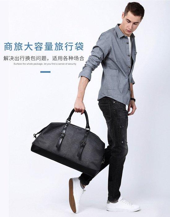 《現貨免運》KAKA新款時尚商旅大容量旅行袋 電腦包 旅行包 手提袋 男包《卡卡正品專賣》