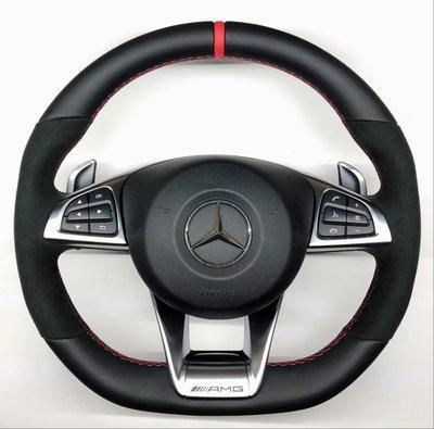 Benz W204 W205 W212 MLGL SLK A45 CLA45 C250 C300 C63 E55 E63 AMG 原廠方向盤 換檔撥片 安全氣囊