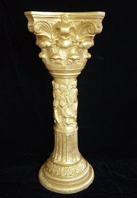 花盆羅馬柱  歐式 酒店家居裝飾品擺飾...