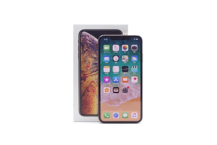 【台中青蘋果】Apple iPhone XS Max 金 64G 64GB 二手 6.5吋 蘋果手機 #36815
