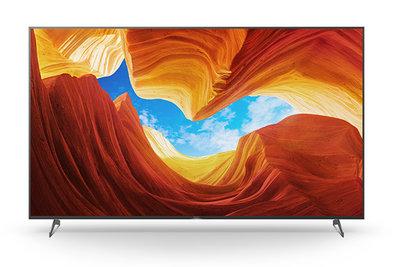 (私訊可議價) SONY 2020 8月上市 85吋 4K智慧型電視 KM-85X9000H