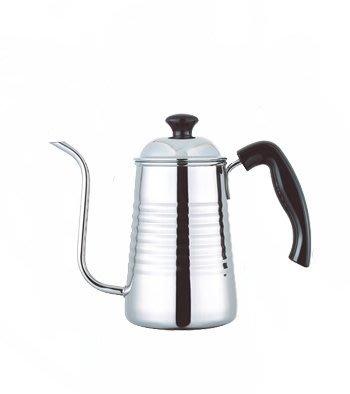 ~* 品味人生 *~寶馬牌 電木柄樂浪細口壺 手沖壼 不鏽鋼細口壼 咖啡壼 JA-S-077-042 700cc